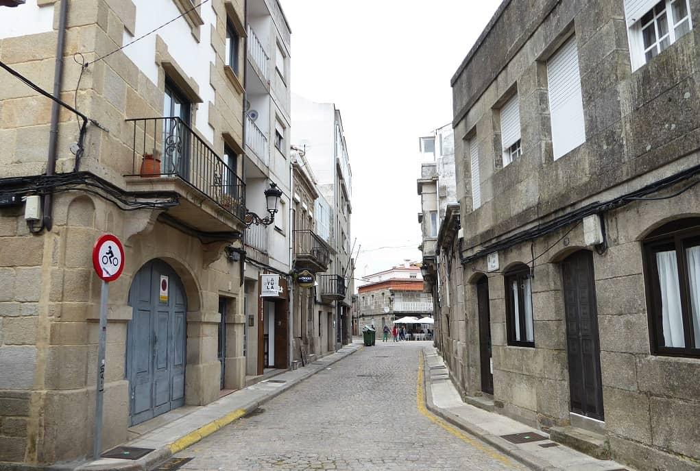 Barrio marinero de Vigo Bouzas