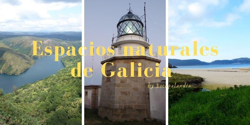 Seis espacios naturales de Galicia para ir con niños