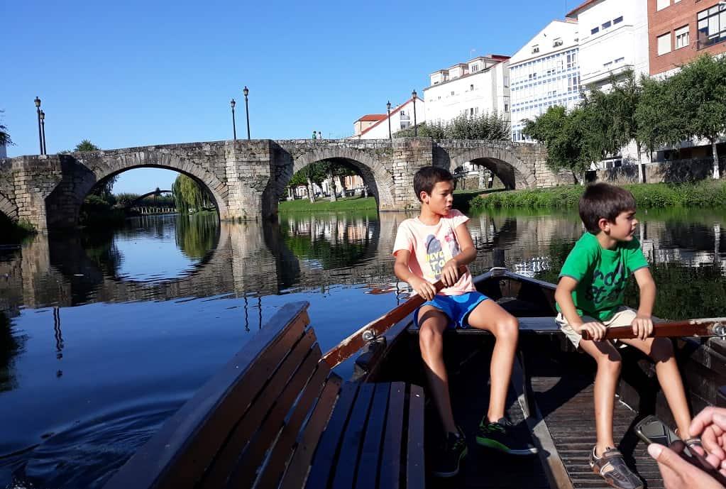 Qué hacer en la Ribeira Sacra con niños