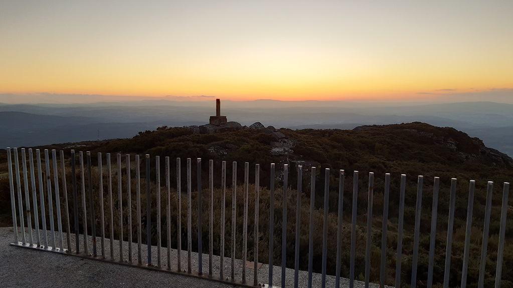 Atardecer desde Monte Farelo