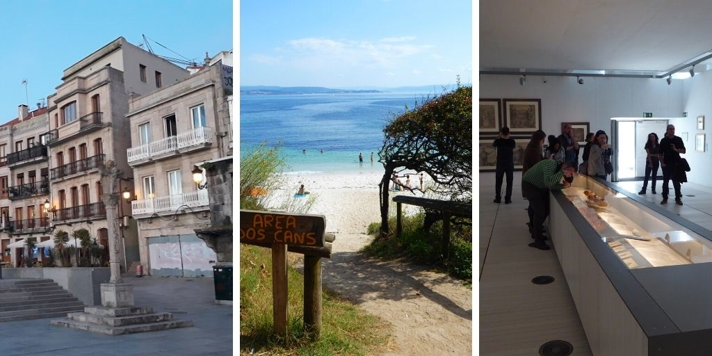 25 rutas por Pontevedra provincia con niños