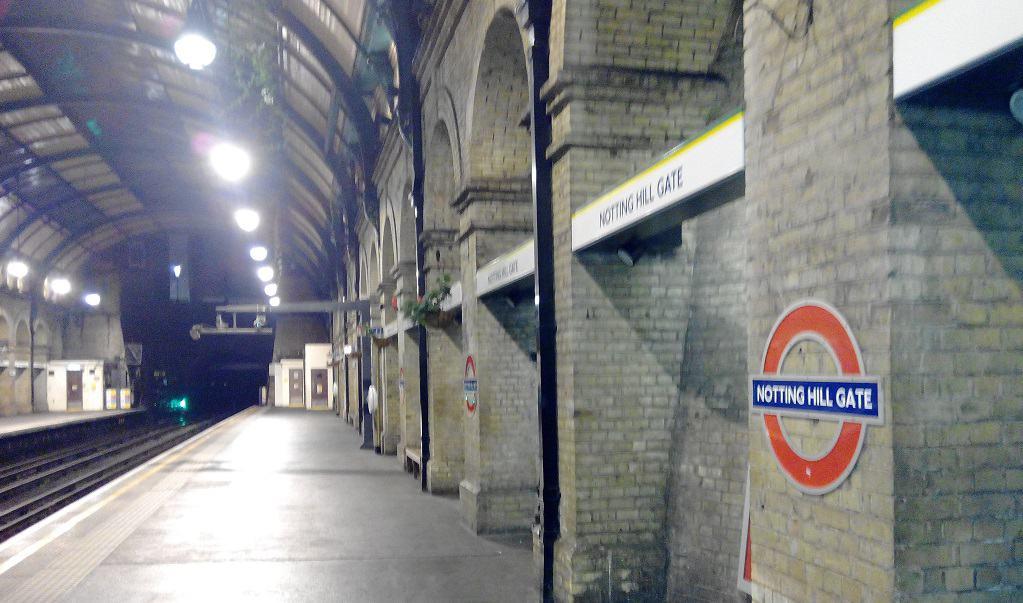 Viajar tras el coronavirus metro de Londres