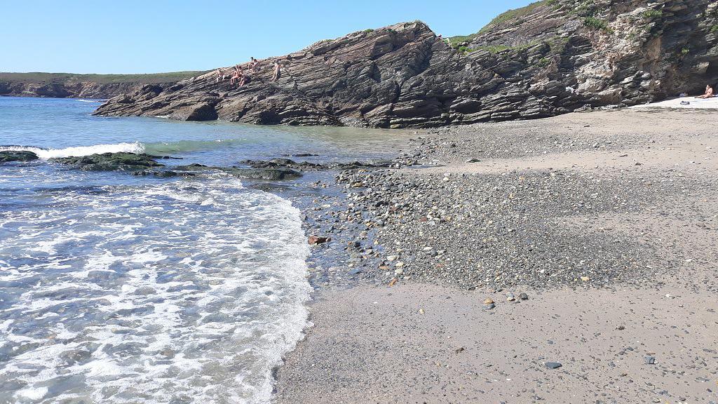 Playa de Arnao Castropol