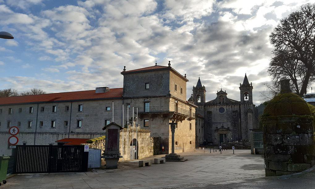 Los Paradores de Turismo de Galicia en 8 rutas
