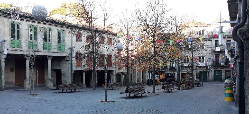 Paradores de Turismo de Galicia -casco antiguo de Pontevedra