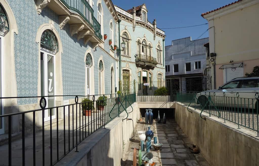 Percurso Camoniano en Alcobaça