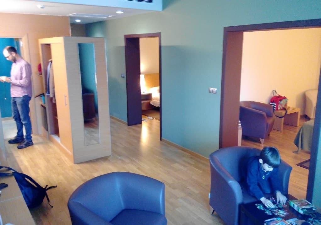 Alojamientos para ir con niños Galicia