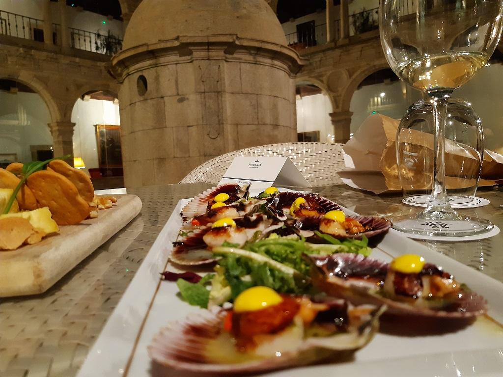 Paradores de turismo de Galicia Monforte