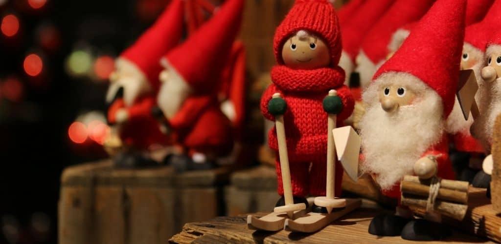 mantener la magia de la navidad decoración