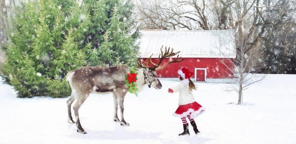 mantener la magia de la Navidad con niños