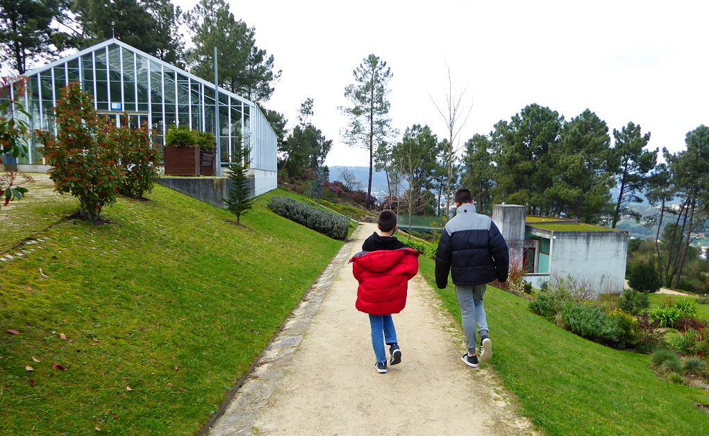 mejores parques de Galicia