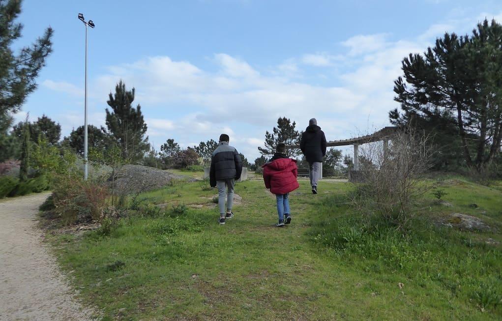 parque botánico de Ourense