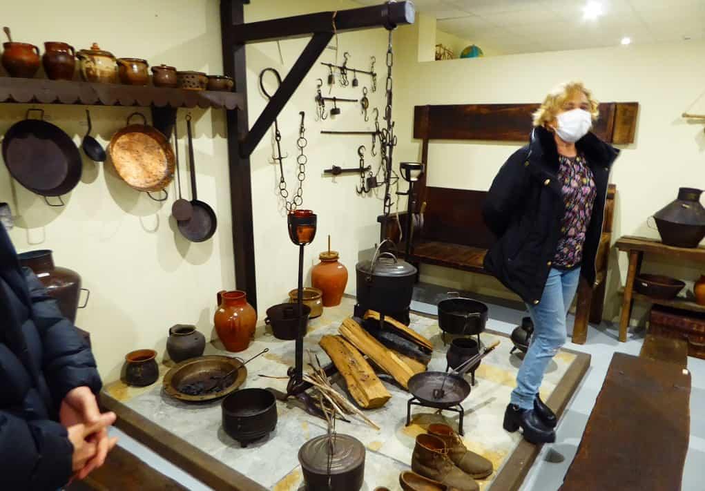El Museo Etnográfico de Quiroga