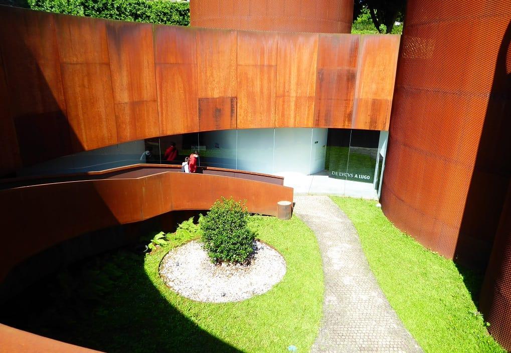 De apartamento rural por Lugo y entorno museo mihl