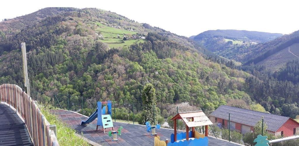 Reservas de la Biosfera de Galicia Eo Oscos
