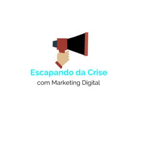 Logotipo Escapando da Crise