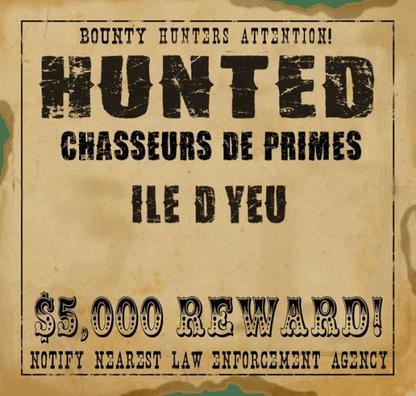 hunted ile d yeu