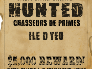 hunted ile d yeu
