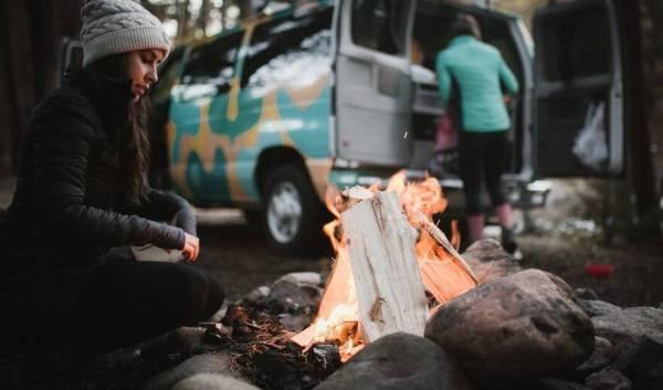 campervan camping tips beginners