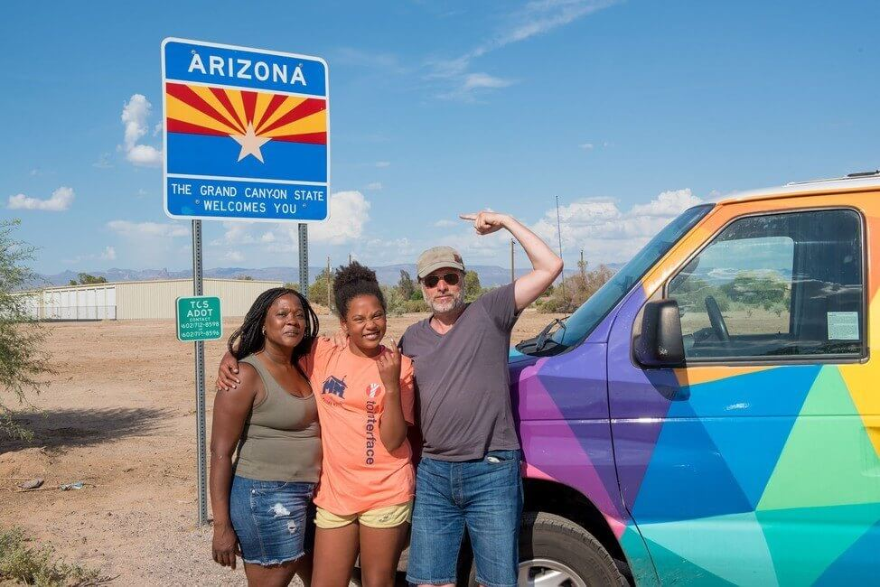 Arizona Campervan Road Trip