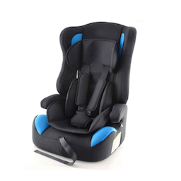 Child car seat campervan extra accessory