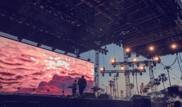 Tips for camping at Coachella