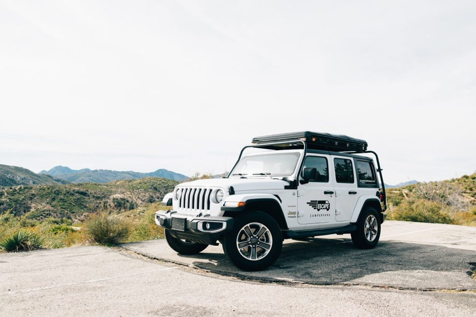 jeep camper rental