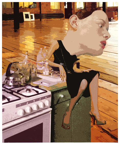 Woman - 26_illustr8a-illustration-portfolio--melancholic-housewife