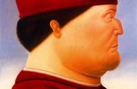 Fernando Botero After Piero della Francesca 1998