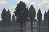 René Magritte, Les barricades mystérieuses