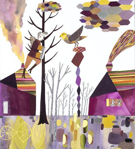 Sarajo Frieden, rooftops