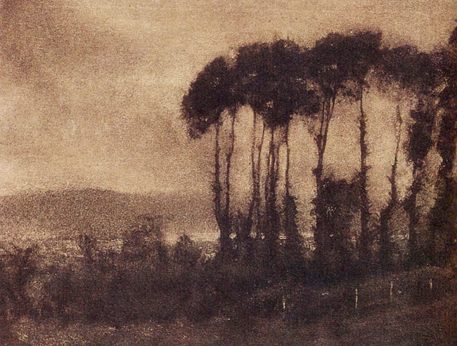 fjs-Robert Demachy-Toucques Valley 1906