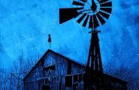Daniel Danger, windmill