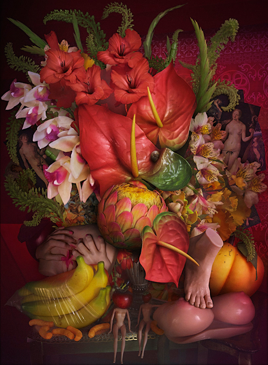 EscapeIntoLife_DavidLaChapelle_8