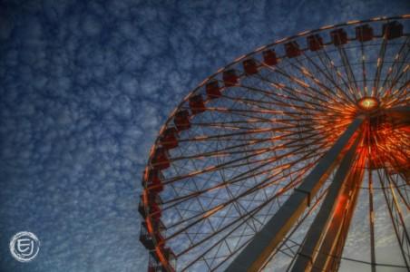 Eric Jacobson, Ferris Wheel