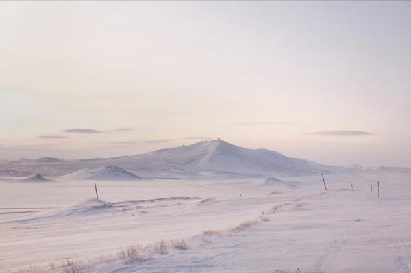 Evgenia Arbugaeva, Arctic-Landscape