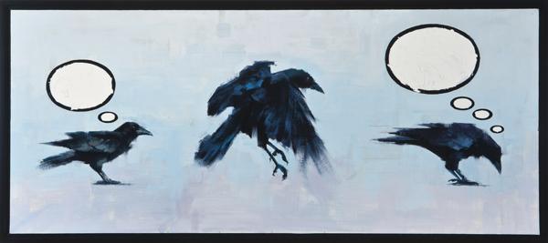 John Wentz, Murder of Crows