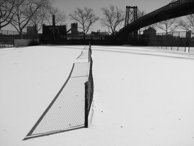 Frederic Bourret, snow-ball
