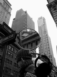 Frederic Bourret, trapped-in-the-mirror