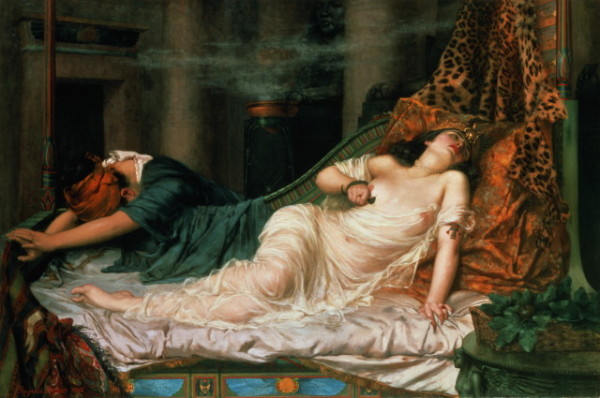 The_Death_of_Cleopatra by Reginal Arthur