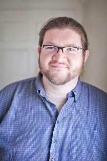 NickMcRae author photo, smaller
