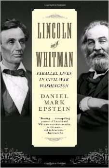 Lincoln and Whitman book cover