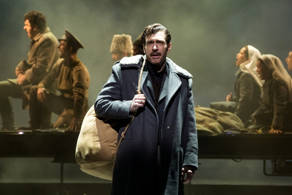 Dr. Zhivago, duffel, Tam Mutu - Photo by Matthew Murphy