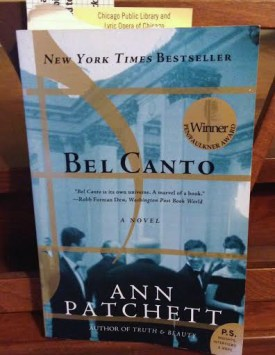 Bel Canto, the replacement copy