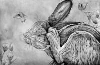 Rabbit in Flax