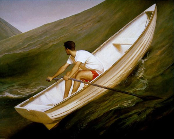 bo-bartlett-man-in-rowboat