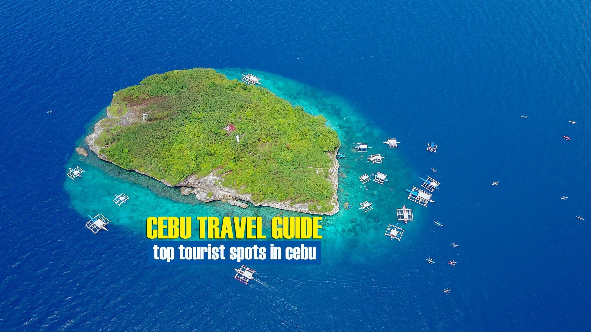 11 Tourist Spots in Cebu Province