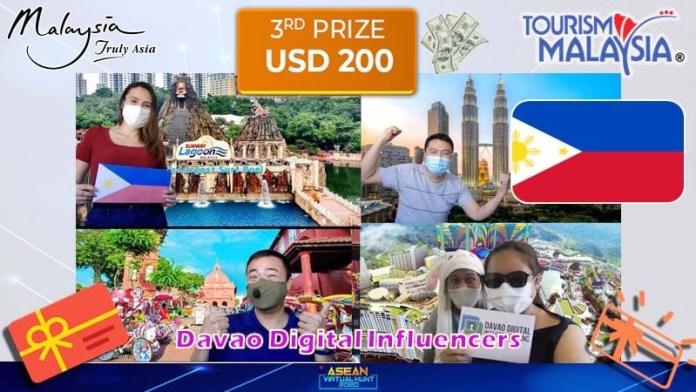 Tourism Malaysia organizes ASEAN Virtual Hunt