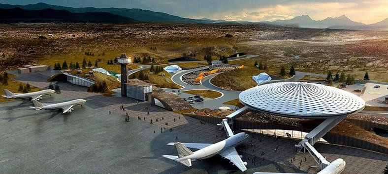 Daocheng Yading Airport is the highest civilian airport in the world in terms of elevation