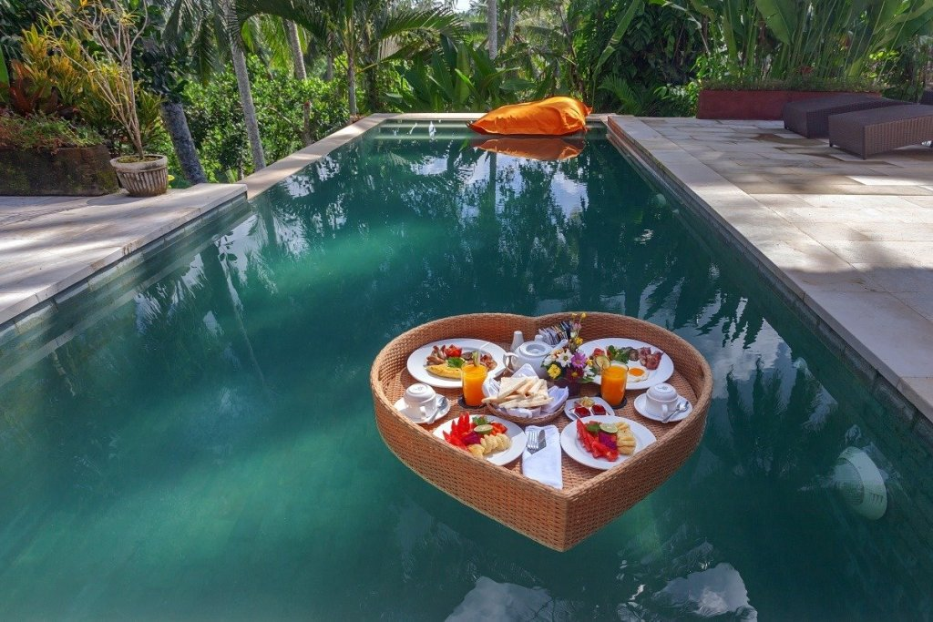 Anusara Luxury Villa one of the best luxury villas with private pools in Ubud, Bali